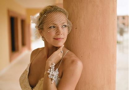 Chelsea Bond Jewelry custom bracelet for Katya Nova.