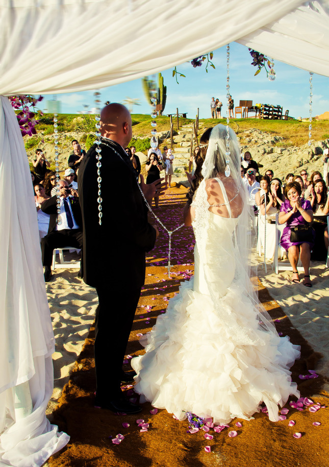 Destination Wedding in Cabo at Cabo Del Sol