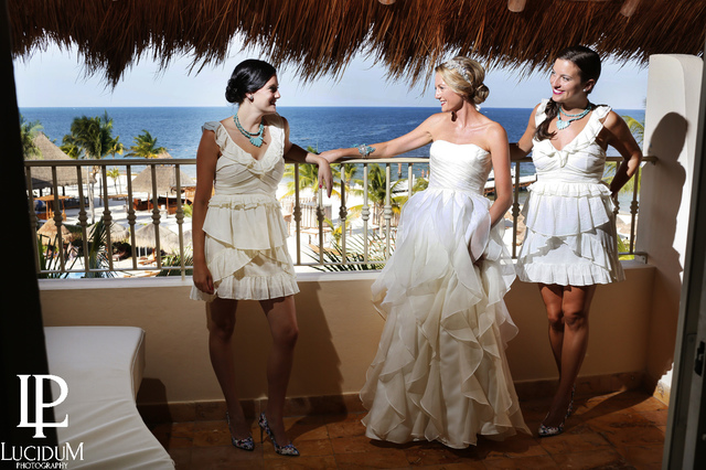 Destination Wedding in Paradise at Excellence Riviera Cancun