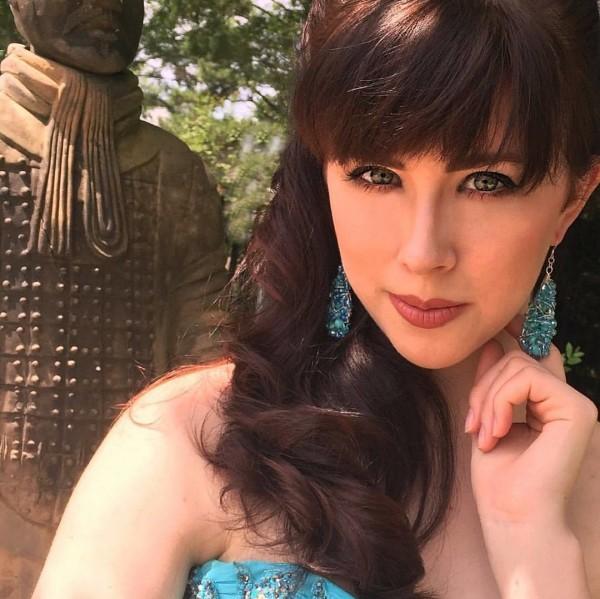 Bond-girl-turquoise-earrings-by-chelsea-bond-jewelry-on-lyze