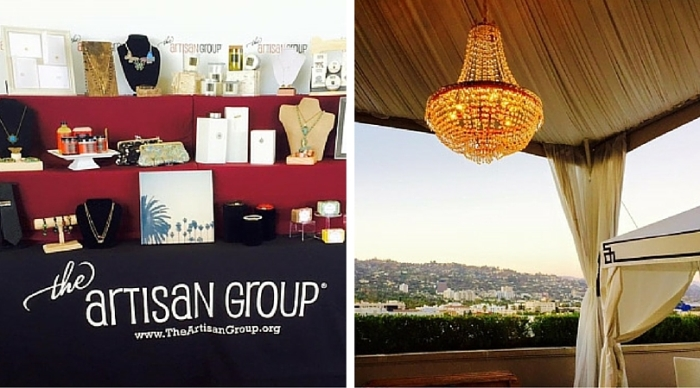 GBK Celebrity Gift Lounge at Primetime Emmys with The Artisan Group featuring Chelsea Bond Jewelry
