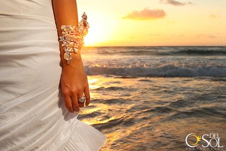 Bond Girl Fantasy Bracelet by Chelsea Bond Jewelry