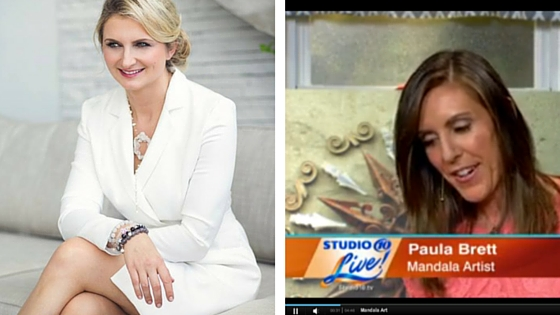 Custom jewelry styling for photo shoots and TV appearances.