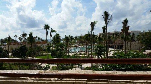 preferred oceanfront suite at secrets akumal riviera maya