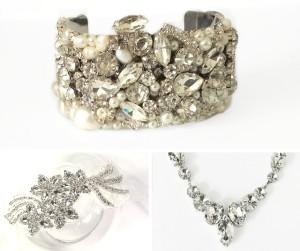 bridal wedding jewelry
