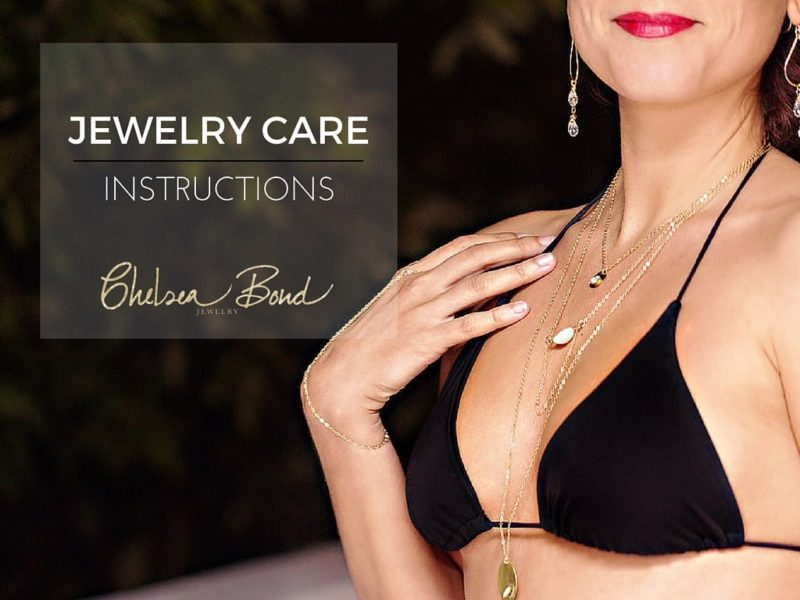 how to care for jewelry