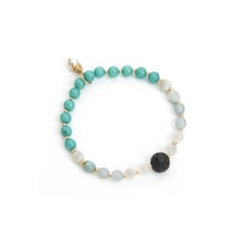 mini aromatherapy spa bracelet