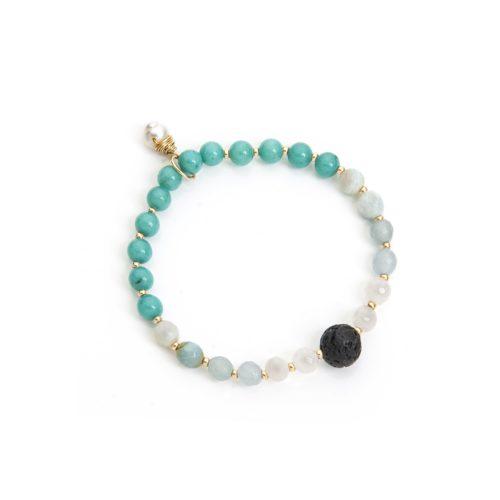 mini aromatherapy spa bracelet
