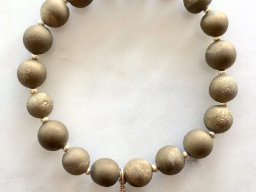 Thai Sunrise Buddha Bracelets, Stretch Bracelets at Chelsea Bond Jewelry