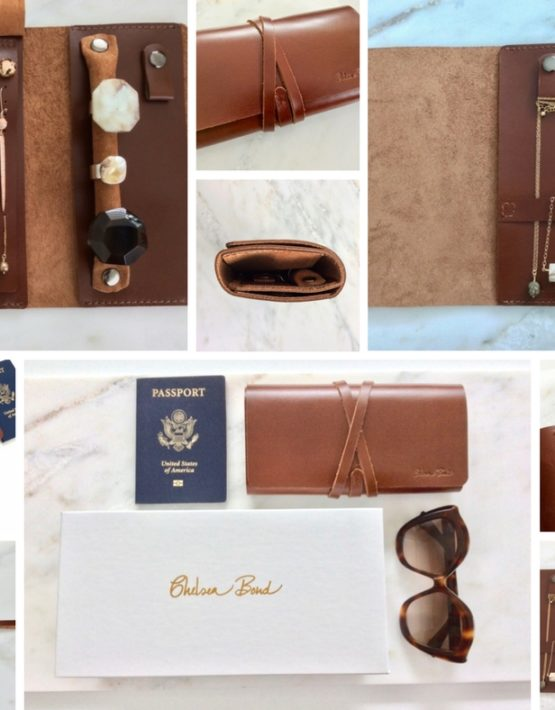how to organize your jewelry while you travel.