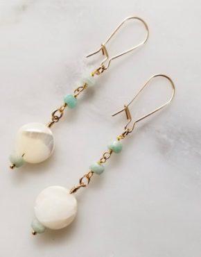 amazonia Dangle earrings