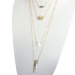 Top models of Isla necklace | Luxury USA designer jewelry online