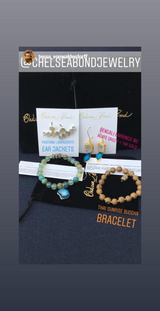 jewelry review Tessa Hilton Chelsea bond jewelry