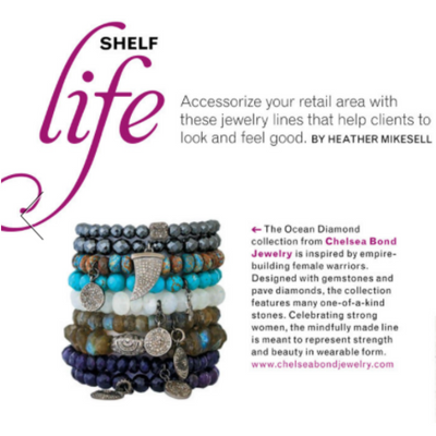 jewelry for spas