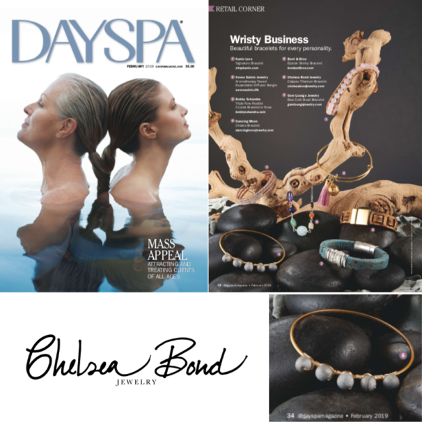 In the Press - Chelsea Bond Jewelry