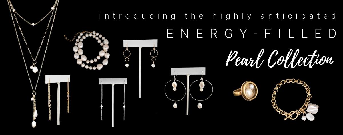 pearl jewelry slider – homepage
